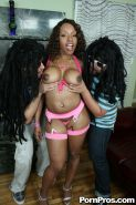 Babe Ayana Angel takes it deep and hard