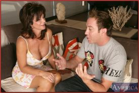 Mrs Deauxma sex with a big college cock