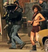 Halle Berry showing nice big tits in nude movie