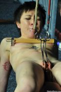 Extreme japanese tit torture and pussy punishments of asian slave girl Mei Mara #71936036