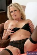 Busty hot mom Devon Lee pounded hard by her sons friend