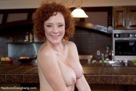 Playing With Fire - Starring Anal Queen Audrey Hollander!