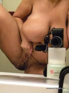 Amateur BBW slut playing with herself in the tub #68011711