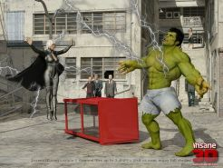 3d sex pictures with monster Hulk
