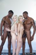 Blonde Babes Enjoy BBC Foursome