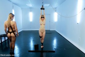 Penny Pax returns for more Electro pain and pleasure!