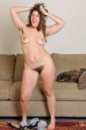 Thick natural hairy pussy amateur Felicia #68039388