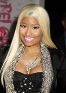 Nicki Minaj showing her big boobs and round ass at CD Signing at NYC Best Buy