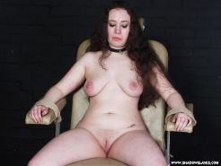 Extreme electro pain and screaming torments to tears of slavegirl Nimue