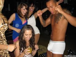 April O'Neil and her sluts party like a whores