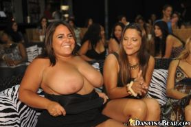 Pretty cuties get gaped by big guys at wild hardcore party