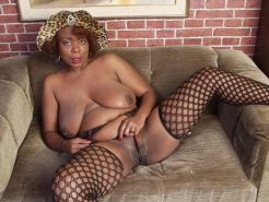 old black woman with huge boobs