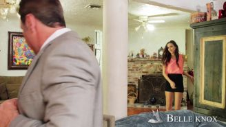 Belle Knox banged by some older guy
