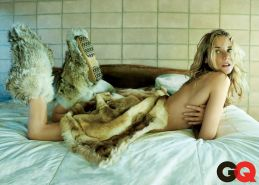 Diane Kruger in very hot photoshoot for the march issue of GQ magazine