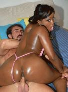 Black Teen Revenge - Black teen gfs are posing and fucking gallery 7