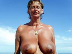 amateur grannies showing off their big boobs #67197383