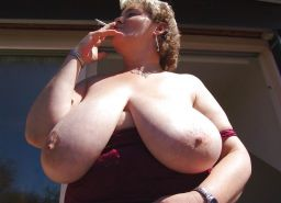 amateur grannies showing off their big boobs #67197391
