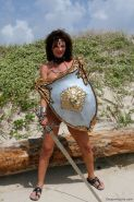 Warrior Deauxma Princess of Power ! Busty MILF XXX