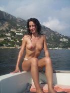 Real amateur milfs showing off naked