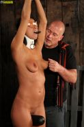 Sophia's first time Dungeon fuck