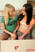 21sextury.com is waiting for you with free teen-lesbian-anal galleries of LezCut