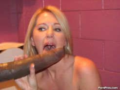 Ashley Winters and her big black cock experience