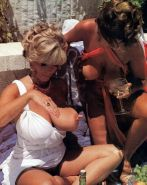 Vintage porn pics with big breasts ladies getting fucked