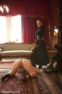 Liliane Hunt mistress dominates and strapons subs