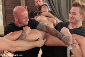 Danica Dillon is a sweet girl. So much so that our guys could take her sitting d