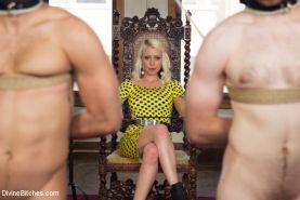 Lorelei Lees Slave Competition