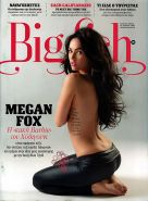 Megan Fox exposing her nice big tits and her great legs in mini skirt paparazzi