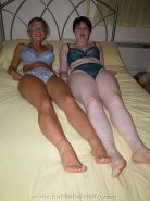 Two busty chubby chicks eating hot wet open pussy