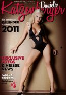 Daniela Katzenberger looking very hot in her official 2011 calendar
