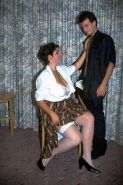 Old Babes, Moms and Milfs, Mature Women and Senior Ladies in action at Kinky Mat #73090400