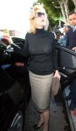Sharon Stone pussy exposed and see thru paparazzi pictures