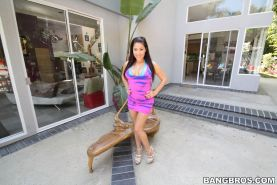 London Keyes loves her meat black big and hard