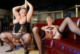 old british lesbians toying each other
