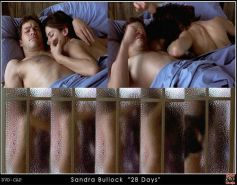 actress of the year Sandra Bullock nude scenes