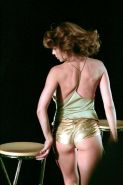 Kylie Minogue showing hot body and extremely sexy ass in thong