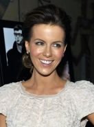 Kate Beckinsale leggy in mini dress at 'Nowhere Boy' Screening at American Cinem