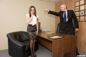 Office Slut Missy Stone Getting A Hard Pounding From Her Boss
