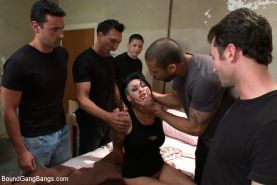 Fantasy Role Play Update: Eva Angelina is a hooker that gets picked up by an und