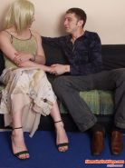 Kity and Dannie nasty crossdresser gay sex