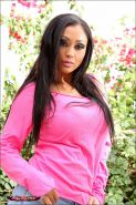 Priya Rai Pulls Her Panties To The Side And Shows Her Cooch
