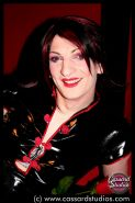 Cassy Cassard playing with another crossdresser