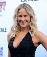 Brittany Daniel busty showing huge cleavage