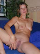 Nervous Small Titted Wife Strips And Spreads Her Tight Pussy #69122475