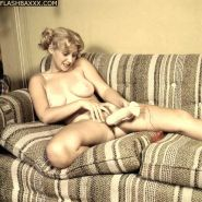 Hairy Vintage Pussy