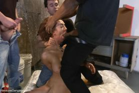 Princess Donna Gangbanged  Part 1