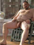 Hairy bear bfs posing and jerking off cock gallery 3